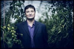 Adrian Unc, profesor zemědělských věd a boreálních ekosystémů.  Vedoucí výzkumného kolektivu. Kredit: gazette.mun.ca.