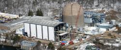 Průběh likvidace jaderné elektrárny Connecticut Yankee (zdroj Manaford Brothers Incorporated).