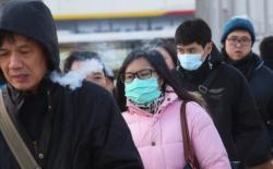Na něco takového nejsou HongKongčané zvyklí. Kredit:  K.Y. Cheng, South China Morning Post