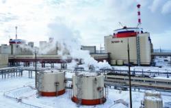 Blok Rostov 4 je jeden z posledních bloků reaktorů II. generace uváděných do provozu (zdroj Rosatom).
