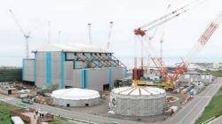 Budovaný nový blok Óma 1 bude opožděn o další dva roky (zdroj J-Power).