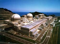 Jaderná elektrárna Oí (zdroj IAEA).