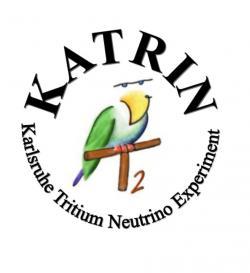 Logo experimentu KATRIN (zdroj KATRIN)