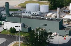 Úložiště na stlačený plyn McIntosh v USA (zdroj DOE).