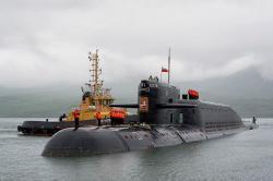 Ponorka třídy Delta III (K-433). Kredit: Sergey Konovalov / Wikipedia.