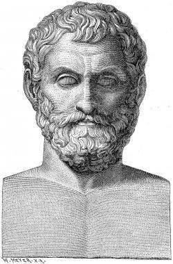 V 6. století před naším letopočtem, tedy dříve než jsme se začali ztotožňovat spíš s prachem v který se obracíme, iónský filosof Thalés z Milétu své učedníky (v dnešním Turecku), kromě geometrie učil, že základní element všeho je voda. Z množstevního pohledu na věc nebyl tak daleko od pravdy a to nejen v případě chrupavky, ale všeho živého.