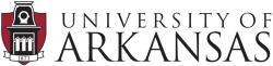 University of Arkansas, logo.
