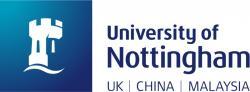 University od Nottingham, logo.