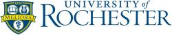 University of Rochester, logo.