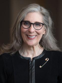 Liise-anne Pirofski, profesorka imunologie a vedoucí laboratoře na Albert Einstein College of Medicine, New York.