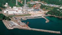 Elektrárna Onagawa (zdroj Kurihalant Co Ltd).