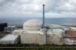 Nový blok v elektrárně Flamanville, který by měl být dokončený v roce 2018 je prvním z generace III, která má postupně nahradit ty současné (zdroj EDF).