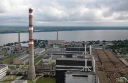První a druhý blok Černobylské jaderné elektrárny (zdroj Černobylská jaderná elektrárna - chnpp.gov.ua).