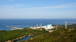 Jaderná elektrárna Sendai je zatím jediná, která je v provozu (zdroj Kyushu).