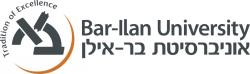 Logo Bar-Ilan University.