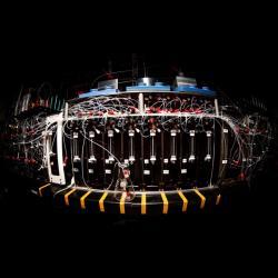 3D tiskárna na molekuly. Kredit: L. Brian Stauffer / University of Illinois.