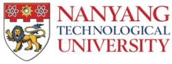 Logo NTU Singapore.