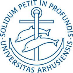 Aarhus University - logo.