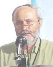 Dr. Albrecht Glatzle, agrobiolog a klimatický kverulant, INTTAS