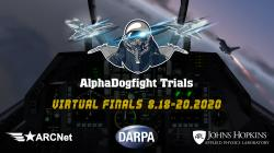 AlphaDogfight Trials. Kredit: DARPA.