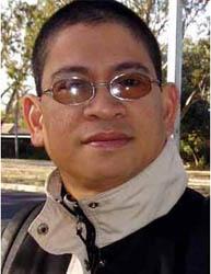 Armand Salvador Mijares. Kredit: Univ. Philippines.