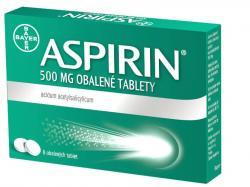 Používá kléčběbolesti(analgetikum), protihorečce(antipyretikum) a potlačujezánět(antiflogistikum). Snižuje agregaci (shlukování)krevních destiček.