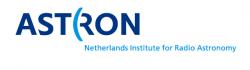 Logo ASTRON.
