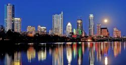 Austin, hlavní město Texasu – místo konání výroční konference AAAS. Kredit LoneStarMikeWikipedia, CC BY 3.0
