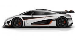 """""""One:1"""" , rychlost 400 km/h během necelých 20 sec a z té to ubrzdí na 28 metrech za deset vteřin."""