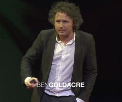 Video: Ben Goldacre v TED.