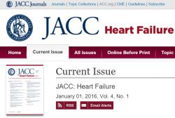 Poznatky Doukkyho týmu dává ve známost svým členům Americká kardiologická společnost v prvním letošním čísle svého časopisu.