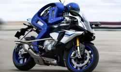 Motobot od Yamahy.