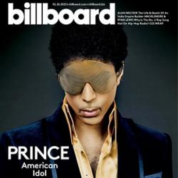Týdeník Billboard, který obsahuje Billboard Hot 100. Kredit: Prometheus Global Media.