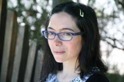 ikel Maria Delgado, certifikovaná konzultantka na chování koček a výzkumná pracovnice na oddělení psychologie University of California, Berkeley. (Kredit: M. D., University of California)