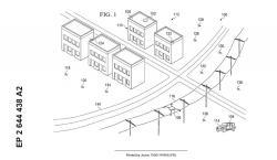 Boeingův patent na základnu k výměně baterií i