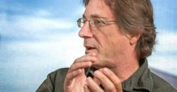 David Gilbert, profesor molekulární biologie, vedoucí kolektivu, kterému se podařilo zvláštní úseky DNA molekul řídících replikaci odhalit. Kredit: Bruce Palmer / FSU