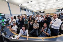 Vylepšený LHC jede na plné obrátky. Kredit: Maximilien Brice / CERN.