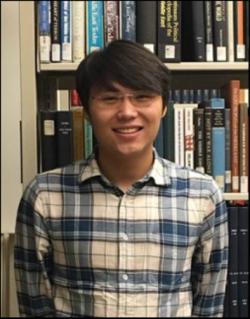 Changxu Ren, hlavní autor výzkumu. Kredit: University of California Riverside  news.ucr.edu/