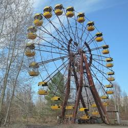 Vokolí Černobylu evakuovali přes 100 tisíc lidí. Kredit: CC0 Creative Commons.