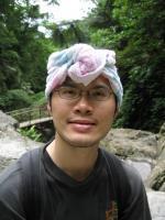 Chi-Fu Yen, elektrooptik, absolvent National Taipei University, nyní na Iowa State University of Science and Technology. První autor studie. (Kredit: ISU)