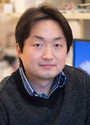 Chi Hwan Lee, vedoucí výzkumného kolektivu, Purdue University, stát Indiana, USA.
