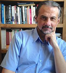 Ciprian F. Ardelean,profesor archeologie, Universidad Autónoma de Zacatecas Mexico, University of Exeter, Exeter, Velká Británie.