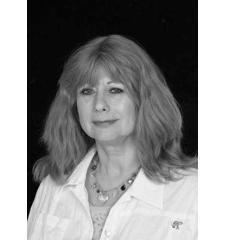 Christine Janis, profesorka na Brown University, spoluautorka studie fosílií amerických psů.  (Kredit: BU)