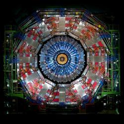 Detektor CMS. Kredit: CERN.