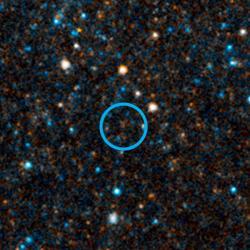 Kam se poděla supernova? Kredit: NASA, ESA, and C. Kochanek (OSU).