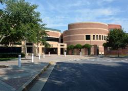 Biotechnologické centrum v Severní Karolíně. Kredit  Cytex Therapeutics Inc.