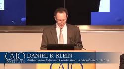 Daniel B. Klein, profesor ekonomie na George Mason University