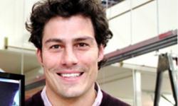 David Camarillo, bioinženýr a vedoucí laboratoře na Stanford University, Kalifornie