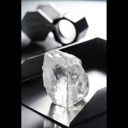 Diamant zdolu Cullinan. Kredit: Petra Diamonds.
