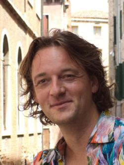 Douwe J.J. van Hinsbergen. Kredit: D.J.J. van Hinsbergen.